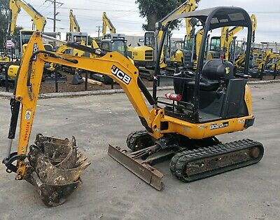 AU25000 • Buy USED JCB 8020 2tonne Mini Excavator