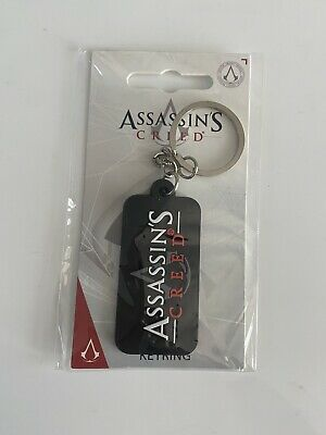 £2.99 • Buy Official Assassins Creed Rubber Keyring