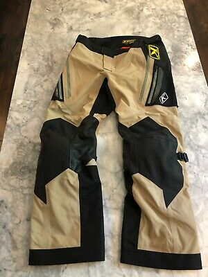 $ CDN777.53 • Buy Klim Badlands Pro Pants, Size 34, Tan, New With Tags