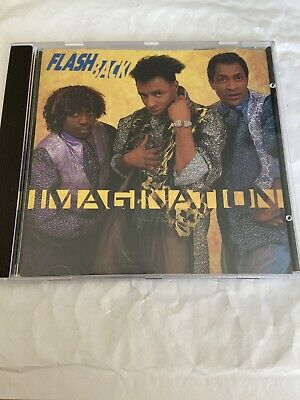 Imagination- Flashback.  Cd • 2.99£
