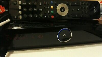 Humax HDR-FOX T2 Dual Tuner Freeview HD Recorder With Massive 2TB 2000GB Storage • 320£