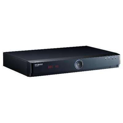 Humax HDR-FOX T2 Twin Tuner Freeview HD Recorder • 320£