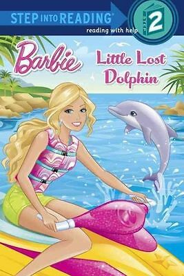 Little Lost Dolphin (Barbie) (Step Into Reading) • 2.07£
