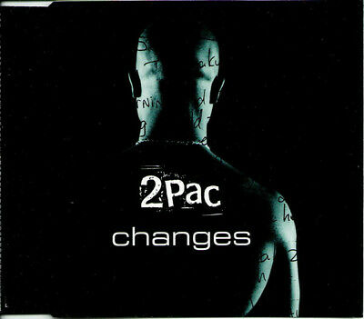 2pac Changes 3 Track Cd Single • 2.45£
