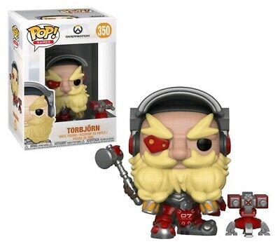 AU18.95 • Buy Overwatch Torbjorn Pop! Vinyl Figure 350