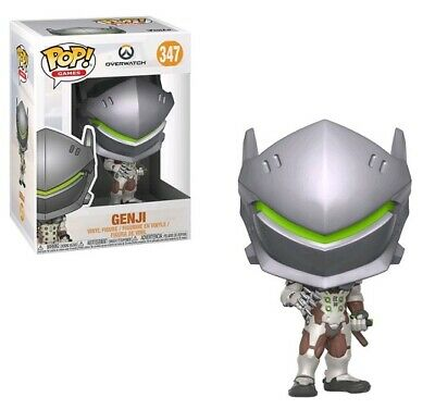 AU18.95 • Buy Overwatch Genji Pop! Vinyl Figure 347