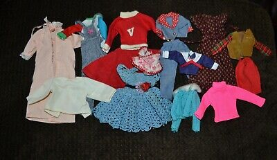 $ CDN7.99 • Buy Vintage Barbie Clone & Handmade Clothing Mixed Lot