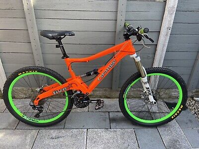 View Details Orange Five Mountain Bike • 411.00£