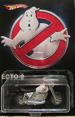 Hot Wheels CUSTOM ECTO-2  Ghostbusters  Limited Edition 1/25 Made • 37.38£