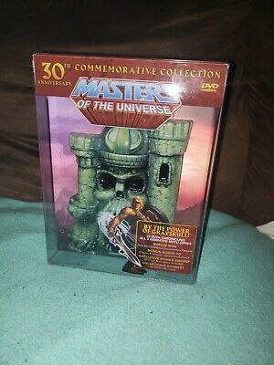 $330 • Buy Masters Of The Universe He Man 30th Anniversary Limited Edition NEW SEALED