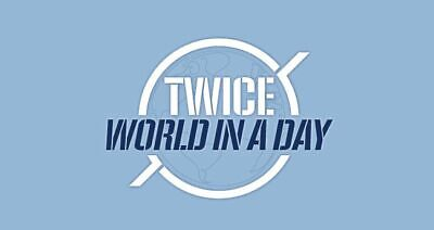 $ CDN26.59 • Buy TWICE Beyond LIVE TWICE WORLD IN A DAY OFFICIAL GOODS ACRYLIC STAND SEALED