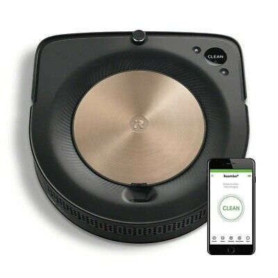 View Details IRobot Roomba S9 Robot Vacuum Cleaner With 3D Smart Mapping - S9158 • 949.00£