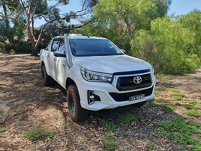 AU700 • Buy  Stainless Snorkel N80 Fits Toyota Hilux
