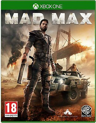 Mad Max Microsoft Xbox One NEW DISPATCH TODAY ALL ORDERS BY 2 P.M. • 12.95£