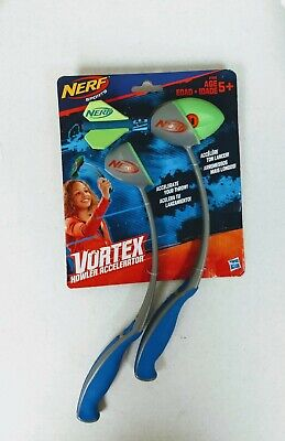 £11.63 • Buy Nerf Sports Vortex Howler Accelerator Distance Throwing Toy 3-Piece       HG16
