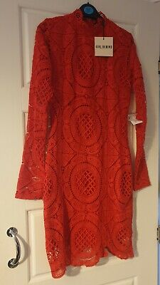 Womans Red Dress • 1.40£
