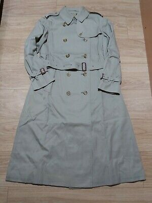Vintage Burberry's Women's Trench Coat Size Uk 14 L Very Good Condition  • 92£