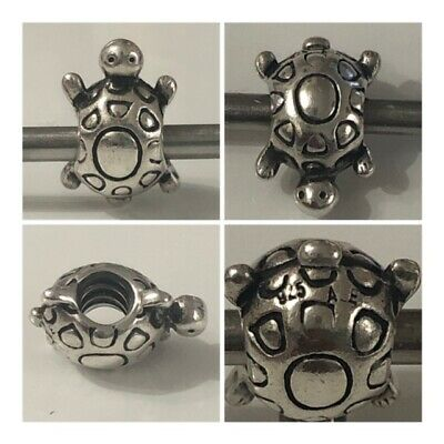 £20 • Buy Pandora Smiling Happy Turtle Charm Ref 790158 925 Ale Now Discontinued