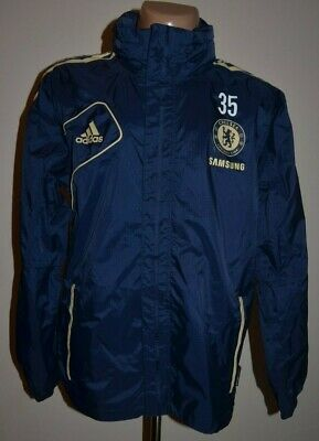 Chelsea London 2012/2013 Training Jacket Shirt Jersey Adidas Size 42/44 #35 • 44.99£