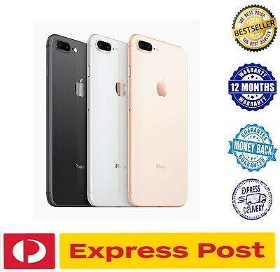 AU489 • Buy Apple IPhone 8 Plus 64GB 256GB A1864 Unlocked Space Grey Silver Gold [Au Stock]