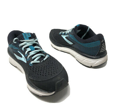 $ CDN35.81 • Buy Brooks Dyad 10 Womens Running Athletic Shoes Size 9.5 M Blue Black