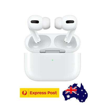 AU329 • Buy [FREE XPRESS POST] Apple Airpods Pro With Wireless Charging Case | Active Noise