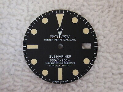 $ CDN3940.82 • Buy Nice Rolex 1680 Submariner Mk2 Dial