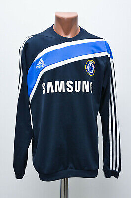 Chelsea England 2009/2010 Training Top Football Shirt Jersey Adidas Size L Adult • 44.99£