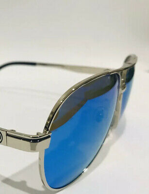 Men's Mercedes Aviator Sunglasses Blue Polarised. Shipped Within 24 Hrs • 21.34£