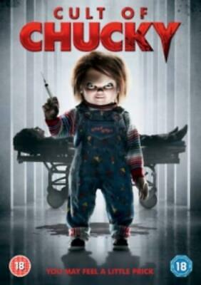 Childs Play 7 - Cult Of Chucky <Region 2 DVD> • 10.99£