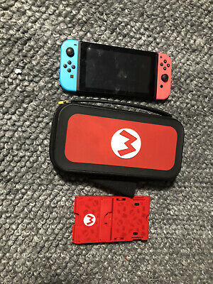 AU200 • Buy Nintendo Switch With Case