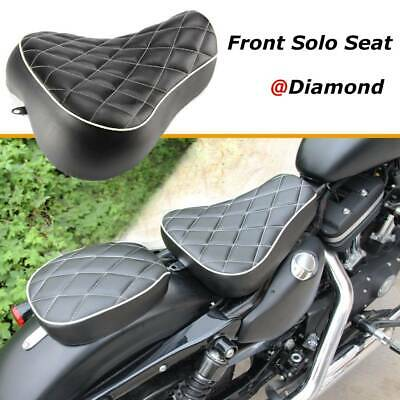 $106.55 • Buy Front Driver Rider Solo Seat For Harley Sportster XL 1200 883 72 48 1983-2003 US
