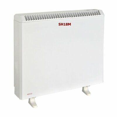 Elnur ECOSSH308 Formally SH18M - 1950W Night Charge Control Storage Heater • 509.83£