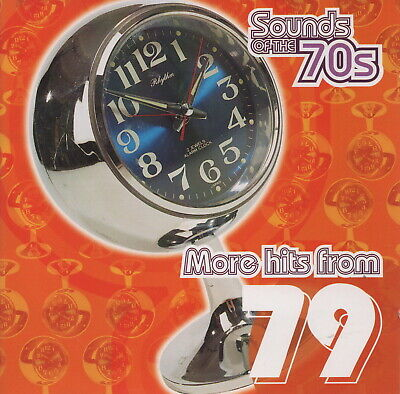 SOUNDS OF THE 70s - MORE HITS FROM 1979 (TIME LIFE) -CD Album (2 CDs, 30 Tracks) • 14.99£