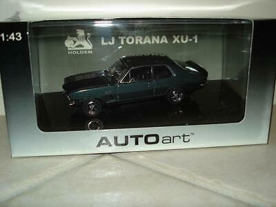 AU199.95 • Buy 1:43 Biante Holden LJ GTR XU-1 Torana In Gunmetal Grey