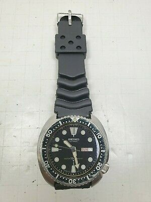 $ CDN427.32 • Buy Vintage SEIKO 6309-7040 Turtle Automatic 150m Sport Diver Day-Date Men's Watch