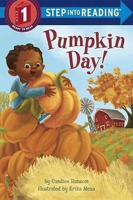 Pumpkin Day! (Step Into Reading) • 2.48£