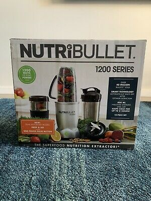 AU130 • Buy NUTRIBULLET 1200 Series - 12 Piece Set