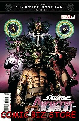 Savage Avengers #12 (2020) 1st Printing Bagged & Boarded Marvel Comics • 3.55£