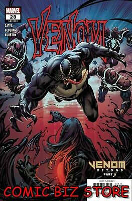 Venom #28 (2020) 1st Printing Gshaw Main Cover Marvel Comics • 3.55£
