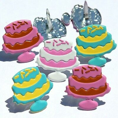 $2.25 • Buy Cake Brads ** 2 Cute ** See My Store **