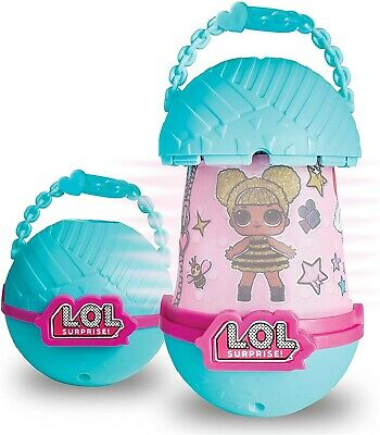 Lol Surprise Lantern Night Light And Torch 2in1 Go Glow New In A Box • 14.99£