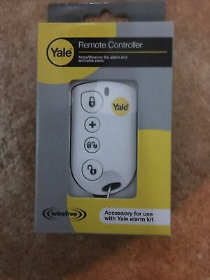 YALE PREMIUM ALARM SYSTEM HSA SERIES REMOTE KEY FOB .... New Boxed  • 21.85£