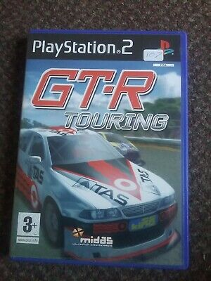GT-R Touring PS2 PlayStation 2 Game • 4.89£