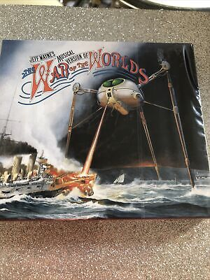 £7 • Buy War Of The Worlds