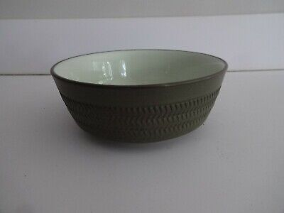 Denby Chevron- 6  Cereal/Soup Bowl -several Available • 8.99£