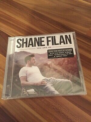 Shane Filan - You And Me [CD] • 5.20£
