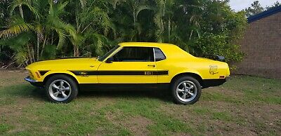 AU37500 • Buy 1969-70 Ford Mustang Mach1 Twister Clone