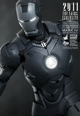 AU749 • Buy Hot Toys Sideshow Exclusive Mms153 Iron Man2 Mark4 Secret Project
