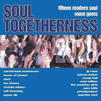SOUL TOGETHERNESS 2020 15 Modern Soul Room Gems - New & Sealed CD (Expansion) • 13.99£